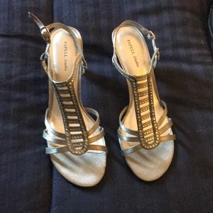 Dressy heels/sandals